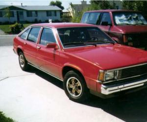 Chevrolet Citation photo 3