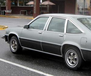 Chevrolet Citation photo 4