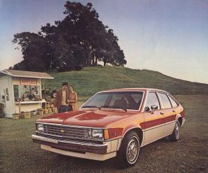 Chevrolet Citation photo 6