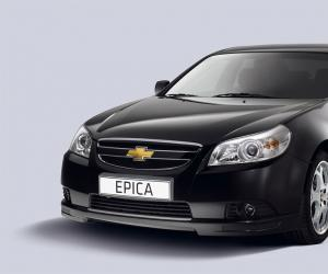 Chevrolet Epica photo 2