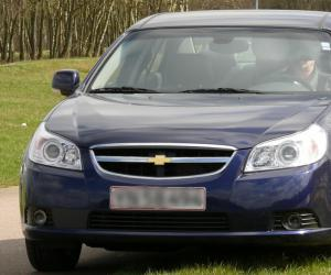 Chevrolet Epica photo 4