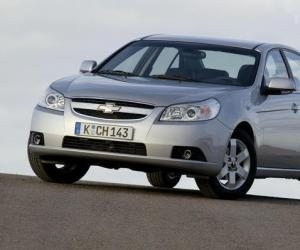 Chevrolet Epica photo 5