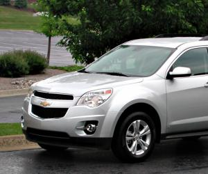 Chevrolet Equinox photo 1