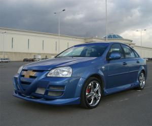 Chevrolet Lacetti 2.0 photo 12