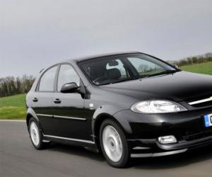 Chevrolet Lacetti Black Edition photo 1