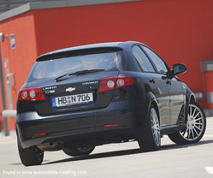 Chevrolet Lacetti Black Edition photo 2