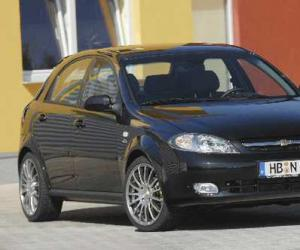 Chevrolet Lacetti Black Edition photo 3