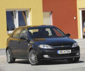 Chevrolet Lacetti Black Edition photo 4