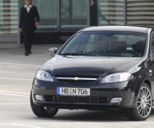 Chevrolet Lacetti Black Edition photo 5