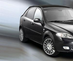 Chevrolet Lacetti Black Edition photo 8