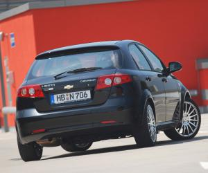 Chevrolet Lacetti Black Edition photo 9