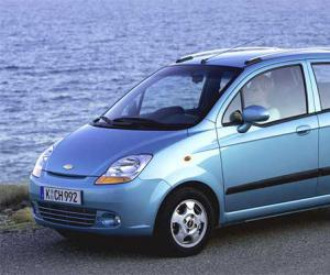 Chevrolet Matiz photo 2
