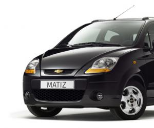 Chevrolet Matiz photo 4