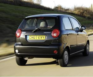 Chevrolet Matiz photo 7