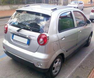 Chevrolet Matiz photo 8