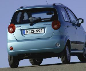 Chevrolet Matiz photo 12