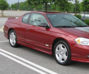 Chevrolet Monte Carlo SS image #9