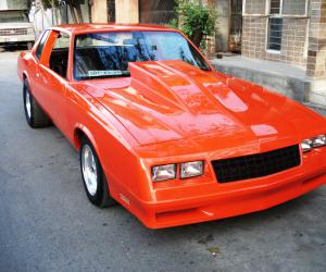 Chevrolet Monte Carlo SS photo 11