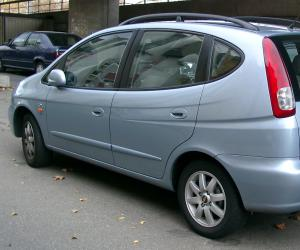 Chevrolet Rezzo photo 1