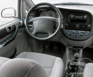 Chevrolet Rezzo photo 6