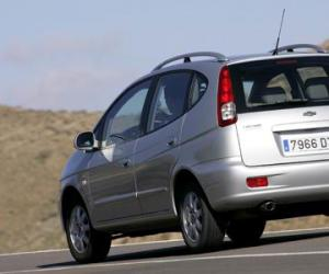 Chevrolet Rezzo photo 7