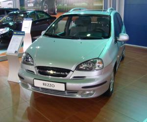 Chevrolet Rezzo photo 9