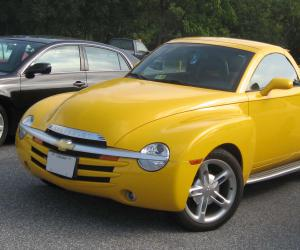 Chevrolet SSR photo 1