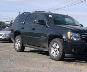 Chevrolet Tahoe photo 8