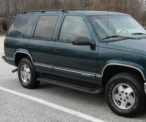 Chevrolet Tahoe photo 11