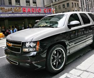 Chevrolet Tahoe photo 12
