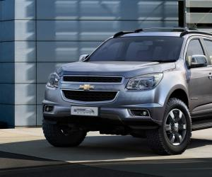 Chevrolet TrailBlazer photo 1