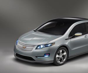 Chevrolet Volt photo 1