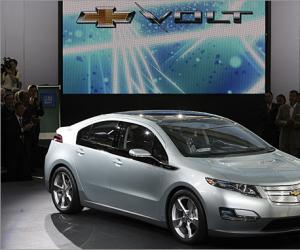 Chevrolet Volt photo 5