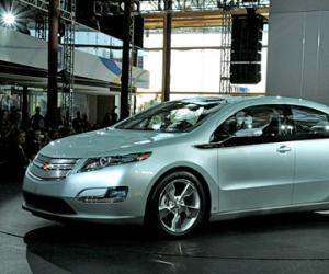 Chevrolet Volt photo 7