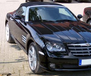 Chrysler Crossfire photo 1