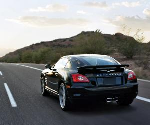 Chrysler Crossfire photo 5