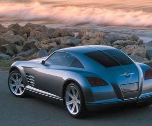 Chrysler Crossfire photo 9