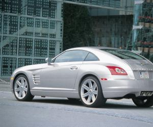 Chrysler Crossfire photo 10