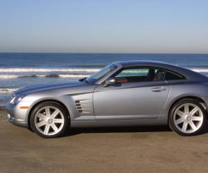 Chrysler Crossfire photo 11