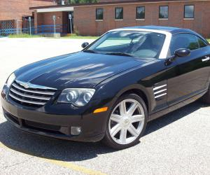 Chrysler Crossfire photo 12
