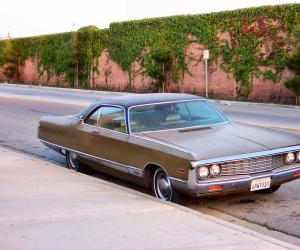 Chrysler New Yorker photo 1