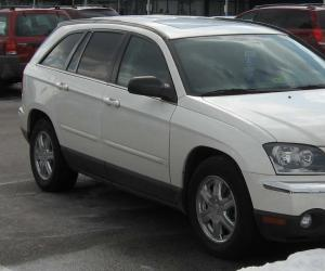 Chrysler Pacifica photo 9