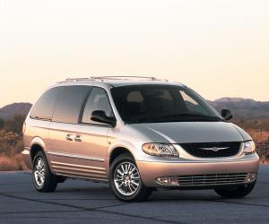 Chrysler Voyager photo 5