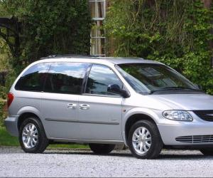 Chrysler Voyager photo 6
