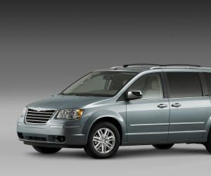 Chrysler Voyager photo 8