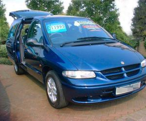 Chrysler Voyager photo 9