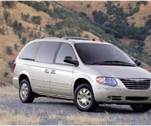 Chrysler Voyager photo 13