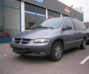 Chrysler Voyager photo 14