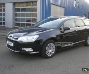 Citroen C5 HDi 135 FAP Tourer photo 1