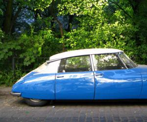 Citroen DS photo 1